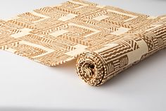 Aztec Block Printed Table Runner by Suraaj Linens