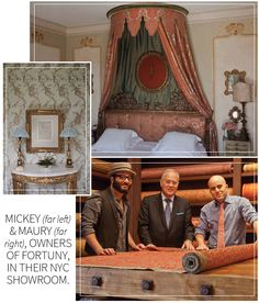 Fortuny - The Best In Italian Textiles