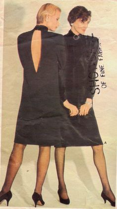 1980s Vogue 1493