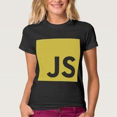 Javascript T Shirt, Hoodie Sweatshirt