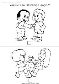 Images séquentielles Right wrong concept worksheet activity sheets and jealousy right wrong opposite concepts worksheet activities examples paper down. Preschool Classroom, Preschool Worksheets, Kindergarten Activities, Coloring Sheets For Kids, Coloring Pages, Friendship Activities, Eid Crafts, Picture Composition, Kids Study