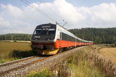 Norges Statsbaner Class 70 near Tangen Locs, Norway, Trains, Transportation, Board, Europe, Dreads, Sign, Locomotive