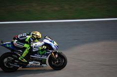 Rossi - 2nd MotoGP Oct 2014