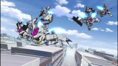 Active raid kidou 2nd episode 3
