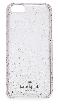 Kate Spade New York Glitter iPhone 5c Case