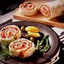 Beef Wrapped Lavosh Recipe - CooksRecipes.com