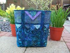 BAGS - Nicola Foreman Quilts