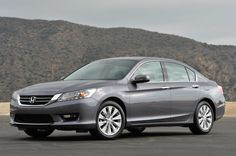 Honda China struggling with high-end Accord because Chinese covet German cars, too #tred