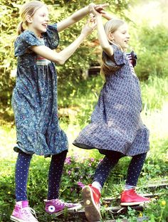 The Elvens dance dress