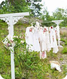 Clothes line - beauty!!!!