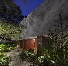 Galeria - Casa dos Ipês / Studio MK27 - Marcio Kogan Lair Reis - 51
