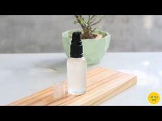 LITTLE DIY - YouTube Coconut Oil Hair Spray, Homemade Hair Growth Oil, Coconut Hair Treatment, Green Tea For Hair, Hair Shine Spray, Aloe For Hair, Skin Gel, Aloe Vera Face Mask, Diy Skin Care