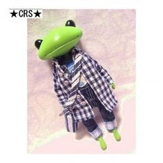 ★CRS★ワンダーフロッグ : train journey : Cute Frogs, Frogs