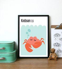 Krebsen, About Graphics