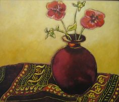 "Lita van Engelenhoven ""Golden tablecloth""."