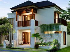 50 Model Desain Rumah Minimalis 2 Lantai - Memiliki sebuah rumah memang sudah menjadi impian banyak orang, apalagi bagi anda yang sudah bek...