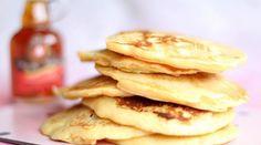 Pancakes au lait d'amande : Recette facile et rapide !