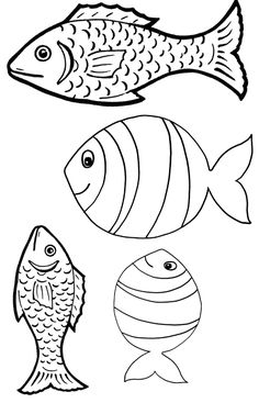 christelle's 996 media content and analytics Rainbow Fish Template, Summer Crafts, Crafts For Kids, Round Robin, Crab Crafts, Under The Sea Theme, Fish Patterns, Ocean Themes, Stick Figures