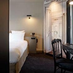 Hotel Eugène en Ville—Paris, France. #Jetsetter