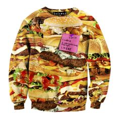 Be Fat Sweatshirt///Beloved Shirts