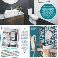 "Commercial Fabric/WallCovering on Instagram: ""Powder room power! Thanks to @home_mag_dt and @kirstencraze for featuring our Florence Broadhurst Japanese Bamboo wallpaper in 'Cruise' -…"""