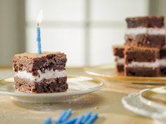 Double Stuffed Brownies recipe from Trisha Yearwood via Food Network