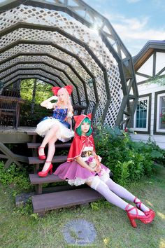 Sheryl Nome & Ranka Lee - Hitsu(히츠코) Ranka Lee, 雪露·諾姆 Cosplay Photo…