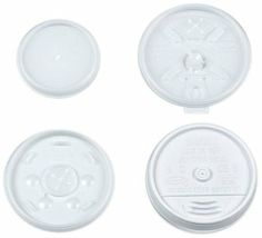 Dart 12UL White Plastic Sip-Thru Lid For 12J12 Foam Cup (10 Packs of 100) by Dart. $19.44. Top every dart foam cup and container with a high quality dart lid. From high dome to straw slotted, insulating foam to sip thru, dart has designed lids that not only complement every cup and container, but also every application you can devise.. Save 60%!