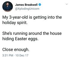Killing two holidays with one chocolate egg to the other.
