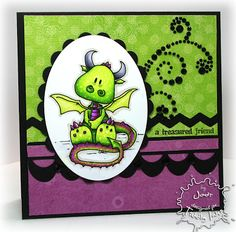 Tiddly Inks Challenge: It's a Fabulous Inky Friday the 13th!!!!