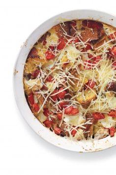make ahead pizza casserole