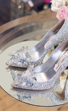 035898b4912 Jimmy Choo Cinderella Shoes