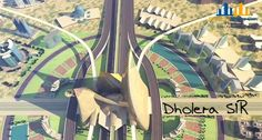 #Dholera Positioned to Attract Better #Investments than Jhansi !! To know more read the full blog