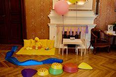 Kącik dla dzieci | Strefa dzieci | Przyjęcie dla dzieci | Dzieci na weselu | Restauracja przyjazna dzieciom | Fot. www.blyskotliwy.com
