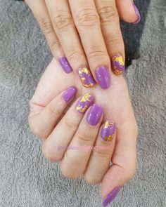 Uñas decoradas Color Purpura +80 diseños | Decoración de Uñas - Nail Art - Uñas decoradas