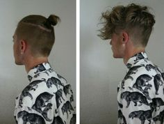 ✂️ The perfect Men's Hairstyle is just a Hairflip away.