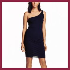 Sale!!!Trendy!!!One Shoulder Dress