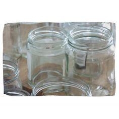 empty jars hand towels #xmas #gifts #present #idea