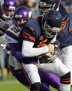 Vikings vs. Bears - Jared Allen
