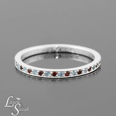 January December birthstone ring for mom! Love this, but id need November and December
