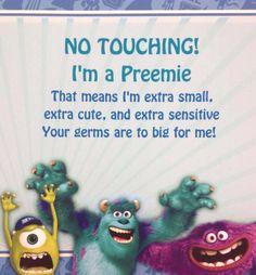Premature Babies & Beyond #preemie