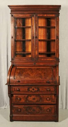 51 Best Curio Cabinets Armoirs Chairs Tables Images