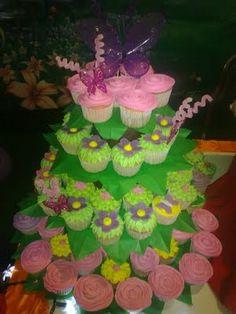 Kchelito's Cupcakes: Fairy Cupcakes