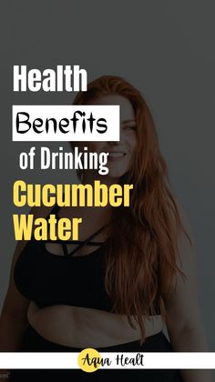 Cucumbers are the best vegetables in the world and they are also known to be one of the best foods you can use for weight loss. In this post, I am going to give you the 6 health benefits that you can get from drinking cucumber water including how it can make you lose weight.
