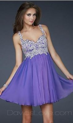 Super cute homecoming dress but I think I would like it better in red, blue, or black.