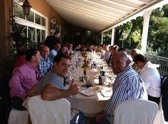 Reunión después de mas de 15 años de todos los amigos desperdigados por España. I Encuentro Orelletes de Pelayo.