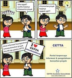 Cetta, portal terpercaya informasi dan pengetahuan konsultan proyek