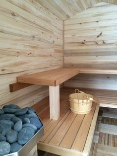 aspen interior, propane sauna stove