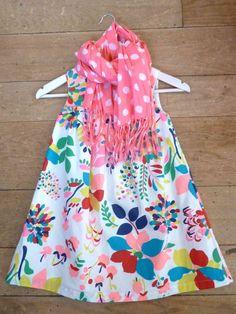 Mini Boden summer 2013 trends for kidswear