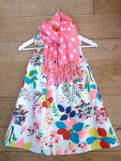 It shouldn't but this combination really works, Mini Boden summer 2013 trends for kidswear @Crystal Ester - how cute is this?